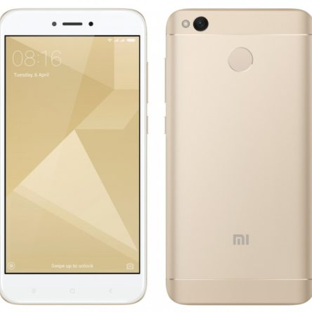 Redmi 4 ( 3GB , 32GB ) 4100mAH Battery 4G Finger Print Sensor